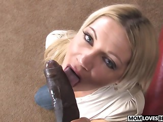 Lady is adhering mom Christina Skye and a BBC