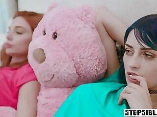 nasty guy fucks dirty stepsister teens