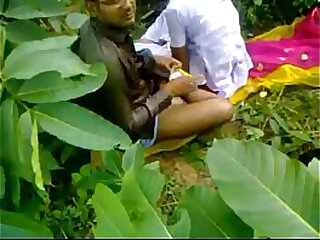 young neha fuck outdoor by papa